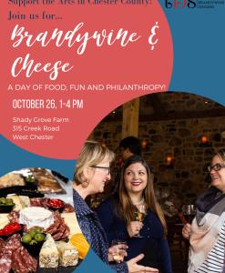 2019 Brandywine & Cheese Poster