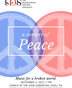 A Concert of Peace